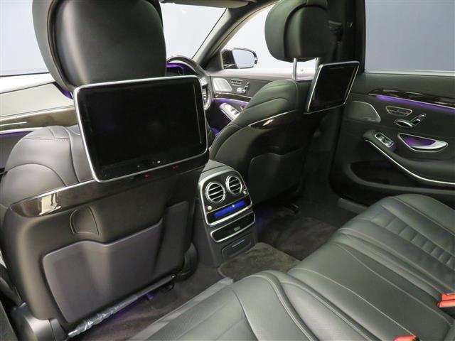 S300 h ロング AMGライン ショーファーパッケージ 2年保証 Bluetooth接続 CD DVD再生 ETC LEDヘッドライト TV アイドリングストップ オットマン クルーズコントロール サイドカメラ(11枚目)