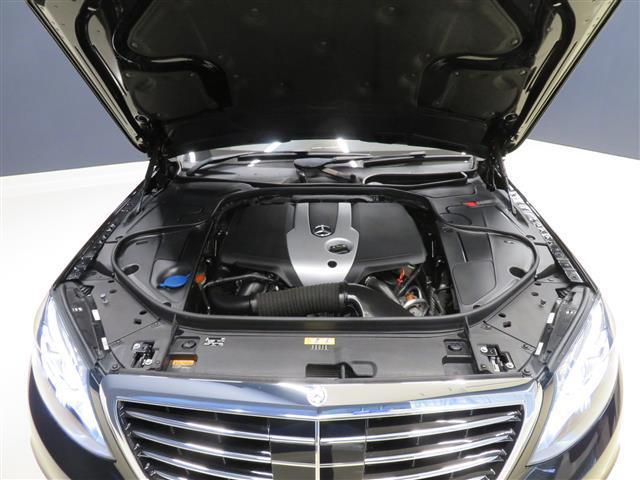S300 h ロング AMGライン ショーファーパッケージ 2年保証 Bluetooth接続 CD DVD再生 ETC LEDヘッドライト TV アイドリングストップ オットマン クルーズコントロール サイドカメラ(33枚目)