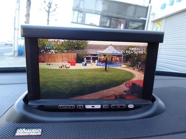 フルセグTVは走行中も視聴可能です。