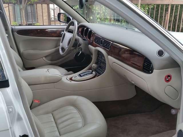 ジャガー ジャガー ソブリン 4.0-V8 キーレス ETC 本革シート シートヒーター