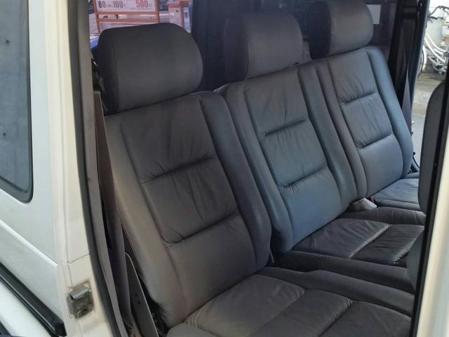 AMG AMG G55ロング 屋内保管車 グレー革シート サンルーフ ETC