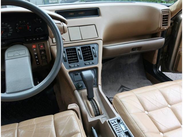 シトロエン シトロエン CX 25プレステージ ワンオーナー 保証書 取説 禁煙車 AW