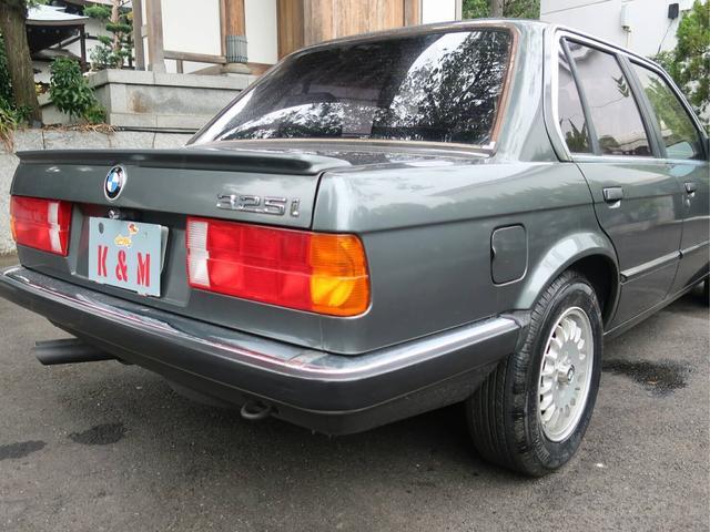 325i 左H ワンオーナ メッキバンパー最終モデル(12枚目)