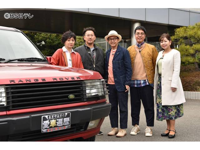 4.6HSE ナビ 4WD サンルーフ 禁煙車 ドラレコ(4枚目)