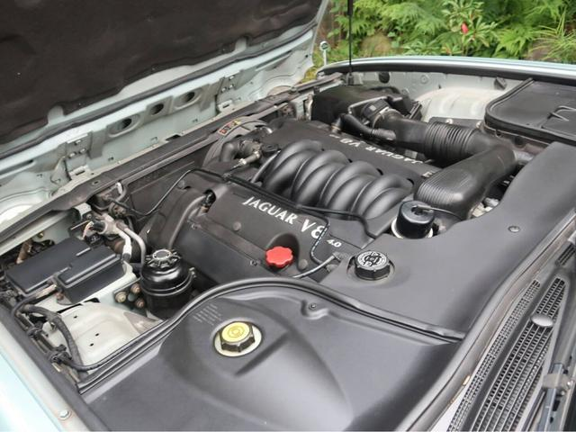 XJ エグゼクティブ4.0-V8 左H ワンオーナー 禁煙(19枚目)