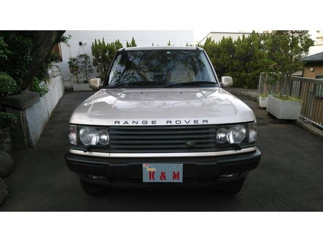 「ランドローバー」「レンジローバー」「SUV・クロカン」「東京都」の中古車2