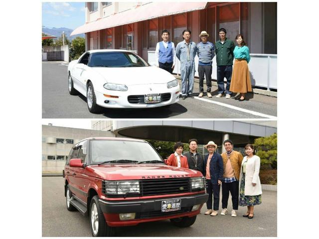 「ランドローバー」「レンジローバー」「SUV・クロカン」「東京都」の中古車20
