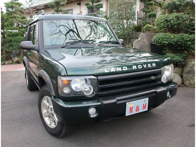 「ランドローバー」「ディスカバリー」「SUV・クロカン」「東京都」の中古車3