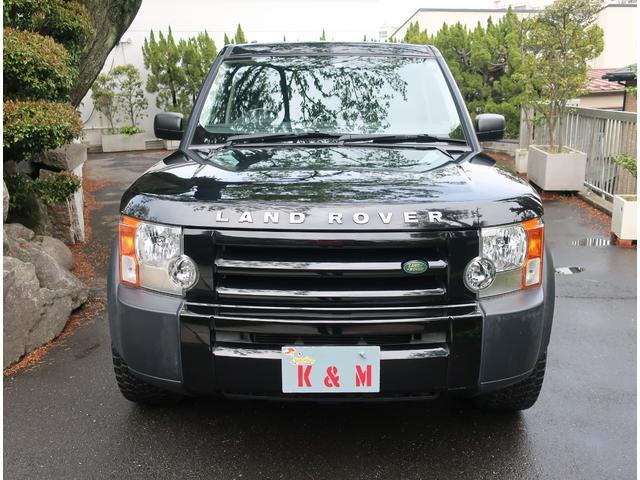 「ランドローバー」「ディスカバリー3」「SUV・クロカン」「東京都」の中古車4