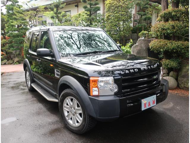 「ランドローバー」「ディスカバリー3」「SUV・クロカン」「東京都」の中古車5