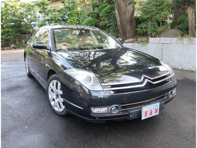 「シトロエン」「C6」「セダン」「東京都」の中古車5