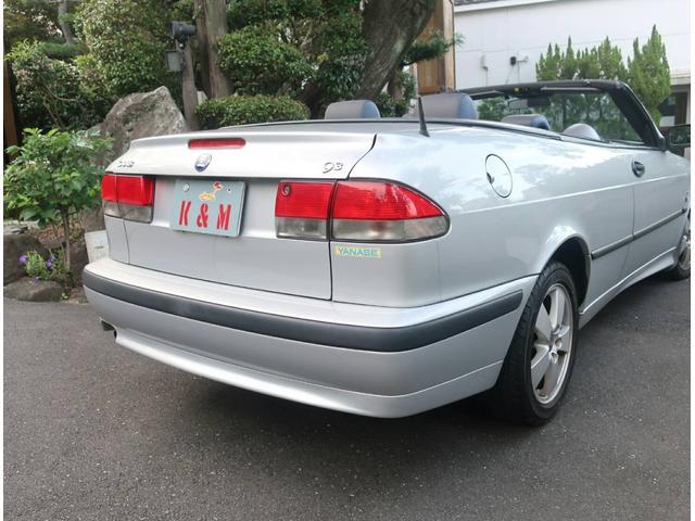 「サーブ」「9-3シリーズ」「オープンカー」「東京都」の中古車7