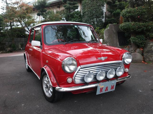 「ローバー」「MINI」「セダン」「東京都」の中古車11