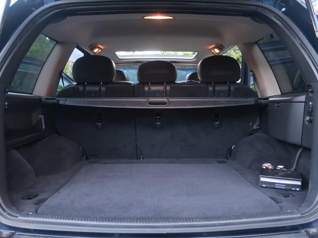 リミテッドV8 4WD サンルーフ バックカメラ 革シート オーディオ付 DVD ETC 5名乗り クルコン パワーシート 紺 AT AC パワーウィンドウ(19枚目)