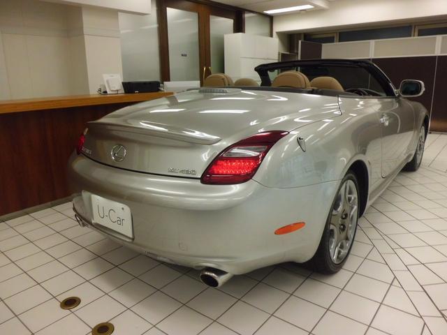 「レクサス」「SC」「オープンカー」「東京都」の中古車17