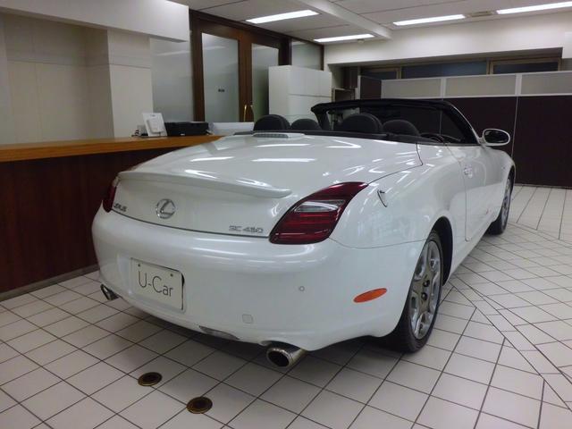 「レクサス」「SC」「オープンカー」「東京都」の中古車15