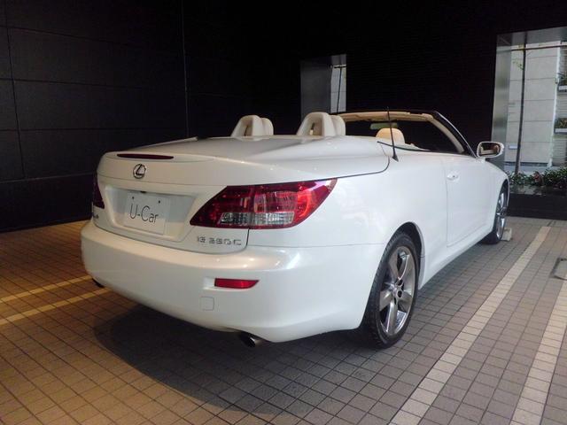 「レクサス」「IS」「オープンカー」「東京都」の中古車25