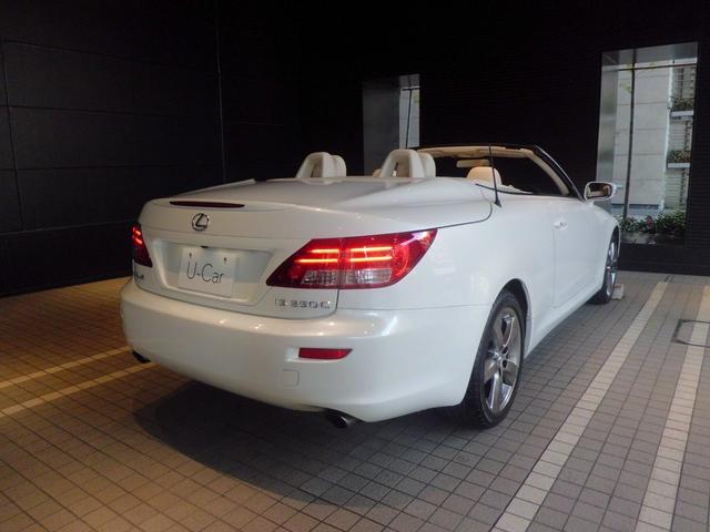 「レクサス」「IS」「オープンカー」「東京都」の中古車26