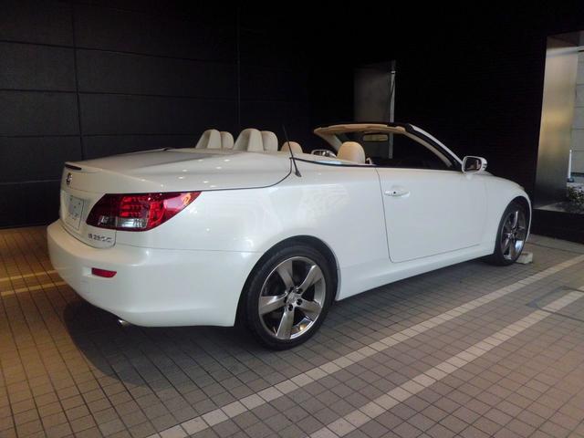 「レクサス」「IS」「オープンカー」「東京都」の中古車28