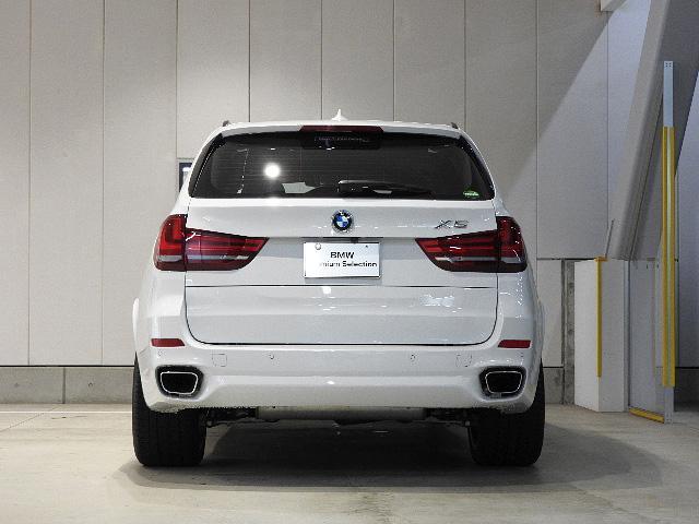 BMW BMW X5 xDrive 35d Mスポーツ セレクトPKG 全周カメラ