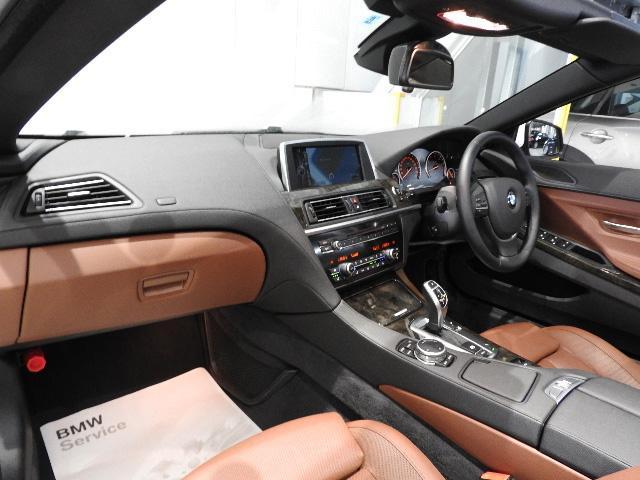 BMW BMW 640iカブリオレ 2年保証 コンフォートPKG 認定中古車