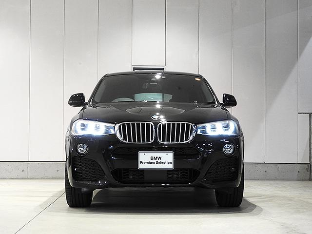 BMW BMW X4 xDrive 28i Mスポーツ レザーシート 認定中古車
