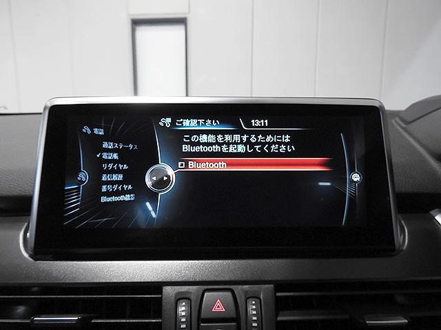 リアビューカメラ&リア障害物センサー付きBMW純正iDiveHDDナビ/地デジ、ミュージックサーバー、Bluetoothオーディオ、ハンズフリーフォン付き