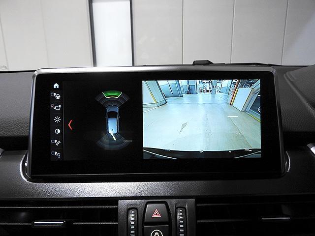 パーキングサポートパッケージ/リアビューカメラと前後障害物センサー(PDC)装備、さらにパーキングアシスト付きなので、駐車をサポート