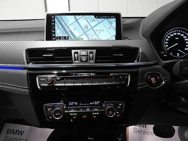 BMW純正iDiveHDDナビ・ミュージックサーバー、Bluetoothオーディオ、ハンズフリーフォン付き