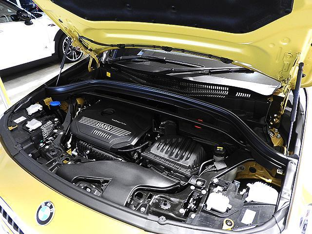 直列3気筒1.5Lツインパワーターボエンジン バルブトロニック&ダブルVANOS&高精度ダイレクトインジェクションシステム 140PS/220Nm(カタログ値)