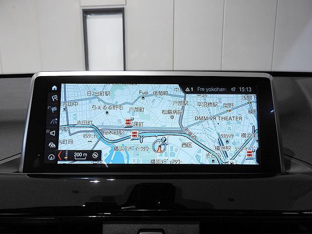 タッチパネル式BMW純正iDiveHDDナビ/ミュージックサーバー、Bluetoothオーディオ、ハンズフリーフォン付き