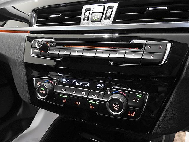 左右独立温度調整機能付き2ゾーンオートエアコン/シートヒーター