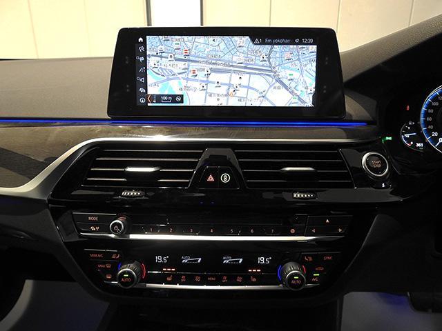 タッチパネル式BMW純正iDiveHDDナビ/地デジ、ミュージックサーバー、Bluetoothオーディオ、ハンズフリーフォン付き