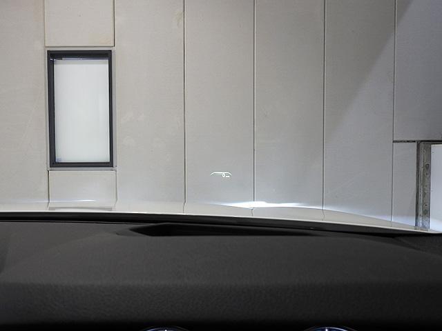 ヘッドアップディスプレイ 速度やナビ情報等をフロントガラスに投影