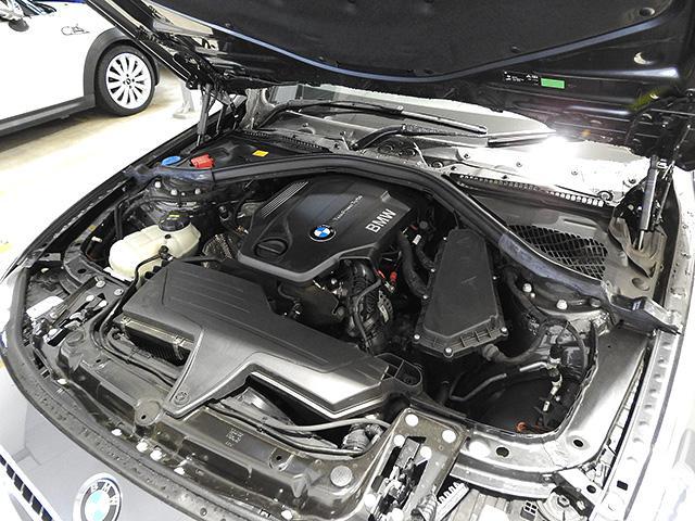 BMWクリーンディーゼルモデル/2L直列4気筒ディーゼルターボエンジン ダイレクトインジェクションシステム 190PS/400Nm(カタログ値) JC08モード21.4km/l F31