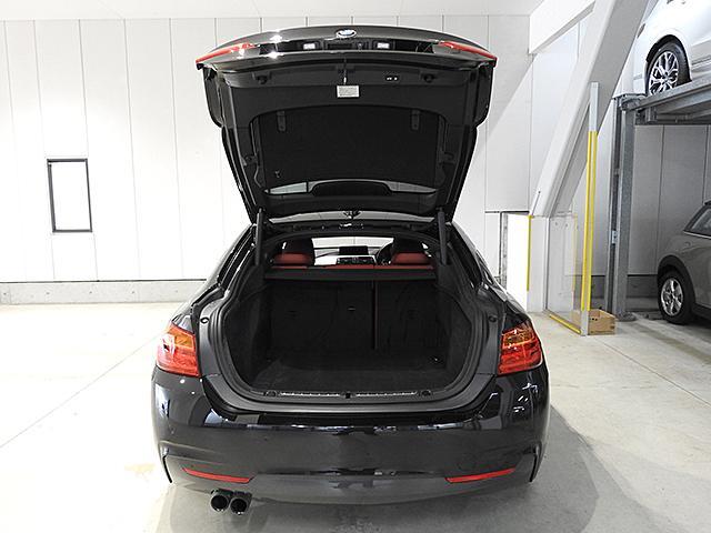 420iグランクーペ Mスポーツ 2年保証 レザーシート アクティブクルーズコントロール 認定中古車(49枚目)