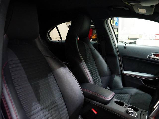 A180 スポーツ ナイトPKG 正規ディーラー車 1オーナー カルサイトホワイト 右ハンドル 純正ナビ&TV Bカメラ ETC メモリー付きPシート/D ディストロニック+ AMG18インチAW(5枚目)