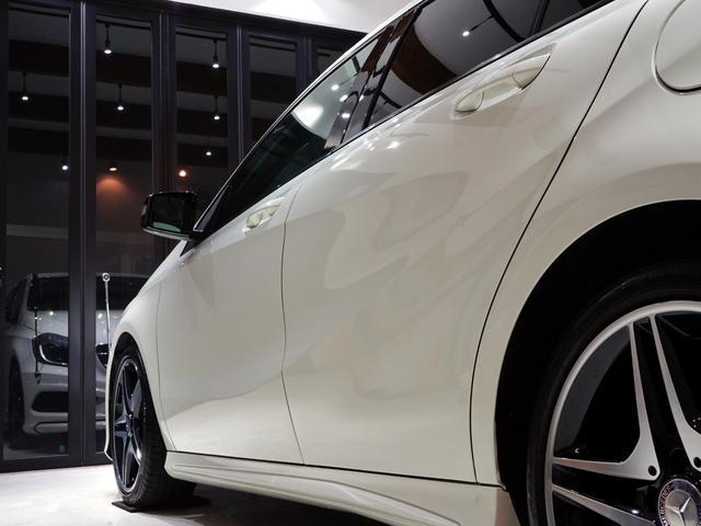 A180 スポーツ ナイトPKG 正規ディーラー車 1オーナー カルサイトホワイト 右ハンドル 純正ナビ&TV Bカメラ ETC メモリー付きPシート/D ディストロニック+ AMG18インチAW(15枚目)