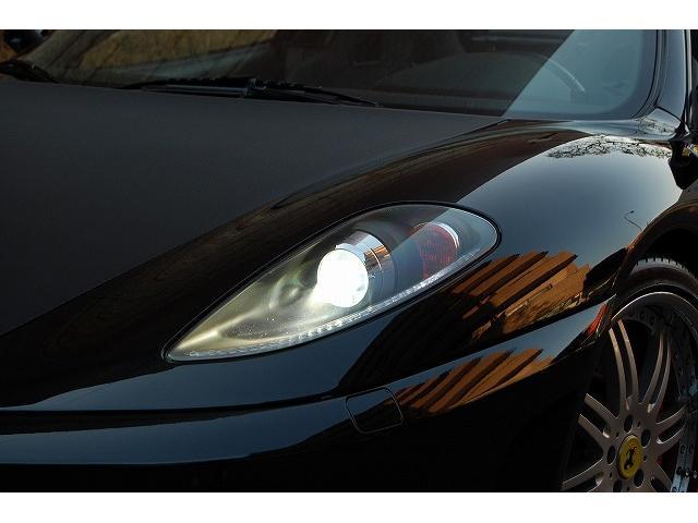 HIDヘッドライト&LEDポジションバルブカスタム