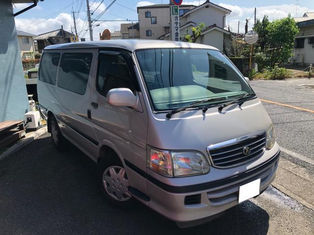 「トヨタ」「ハイエース」「ミニバン・ワンボックス」「東京都」の中古車4