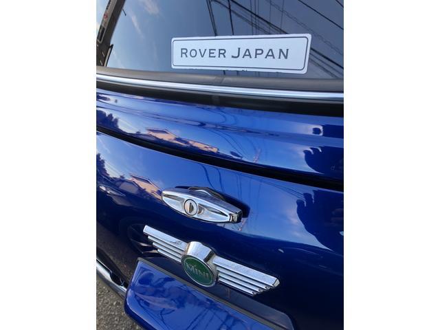 「ローバー」「ローバー MINI」「セダン」「東京都」の中古車8