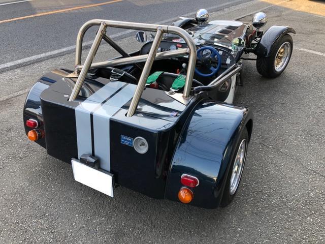 「ケータハム」「ケータハム スーパー7」「オープンカー」「東京都」の中古車5