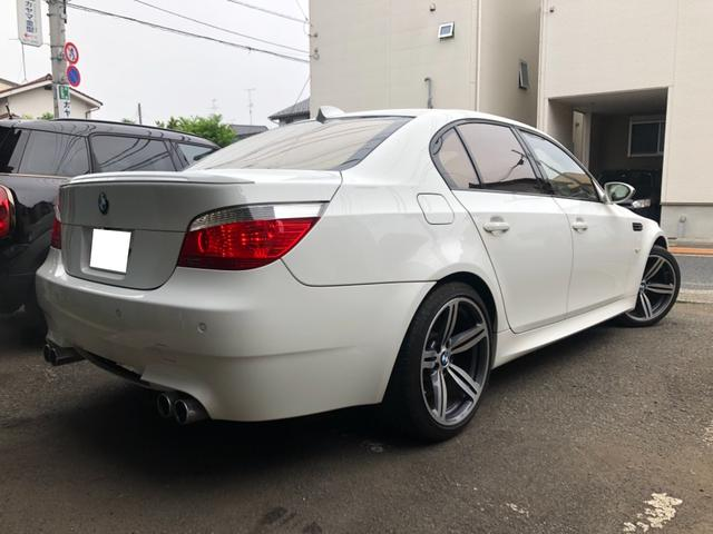 「BMW」「M5」「セダン」「東京都」の中古車8