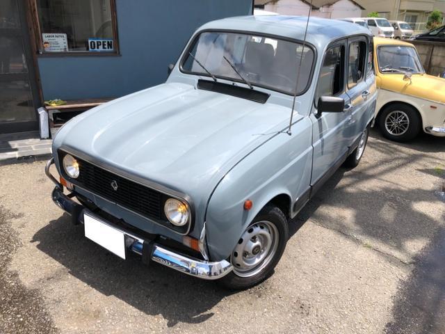 「ルノー」「4」「コンパクトカー」「東京都」の中古車2