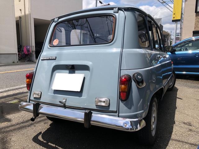 「ルノー」「4」「コンパクトカー」「東京都」の中古車5
