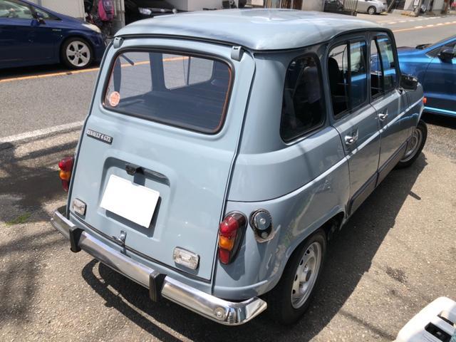 「ルノー」「4」「コンパクトカー」「東京都」の中古車6