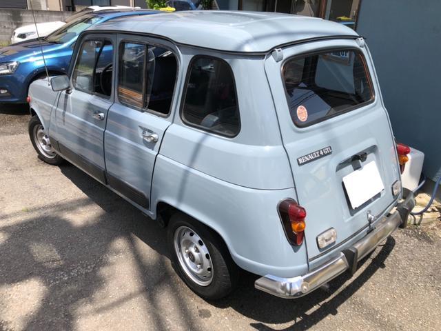 「ルノー」「4」「コンパクトカー」「東京都」の中古車7