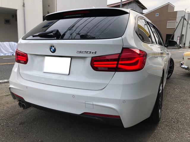 「BMW」「3シリーズ」「ステーションワゴン」「東京都」の中古車5