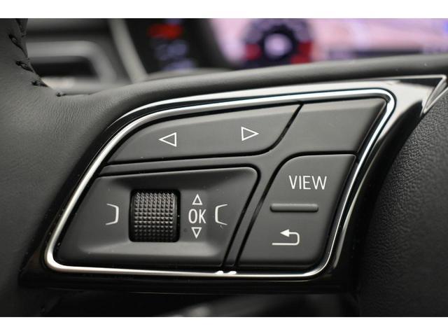 35TFSI マイスターシュトュック 認定中古車 アシスタンスパッケージ バーチャルコックピット アドバンストキー 18インチアルミホイール アイドリングストップ サラウンドビューカメラ LEDヘッドライト パドルシフト ETC(26枚目)