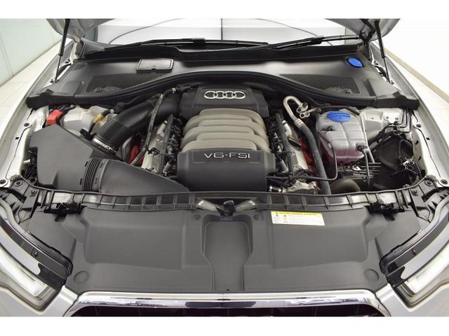 ●2.8FSIエンジン『入庫時の状態もとても良く、エンジン機関も良好!ぜひ一度現車を御覧下さい!他にも多数の在庫を展示!』
